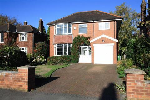 4 bedroom detached house for sale - Greenway Close, Sale