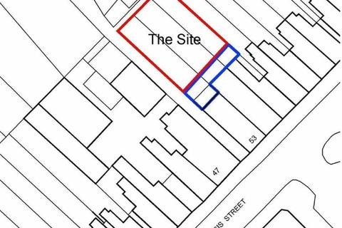 Land for sale - Francis Street, Leicester