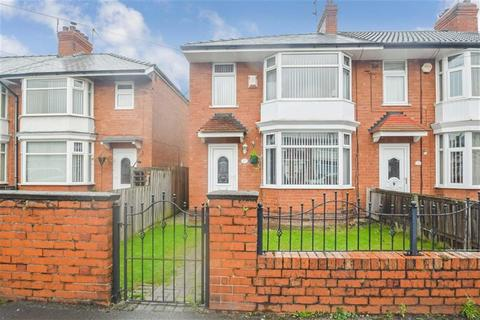 3 bedroom end of terrace house for sale - Louis Drive, Hull