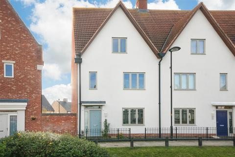 4 bedroom house for sale - Mill Pond Drive, Upton, Northampton