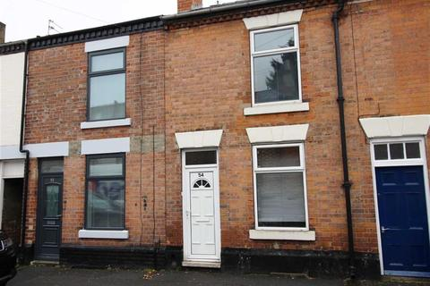 2 bedroom terraced house for sale - Merchant Street, Derby