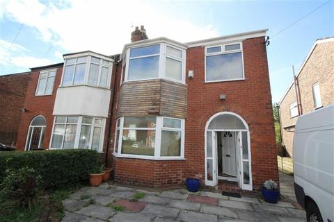 4 bedroom semi-detached house for sale - Manley Road, Whalley Range, Manchester