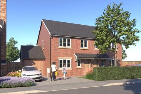 3 bedroom semi-detached house for sale - Plot 18, Weston Fields, Morda, Oswestry