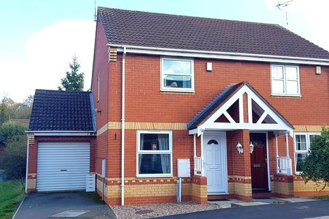2 bedroom semi-detached house for sale - Woodgate Drive, Chellaston, Derby