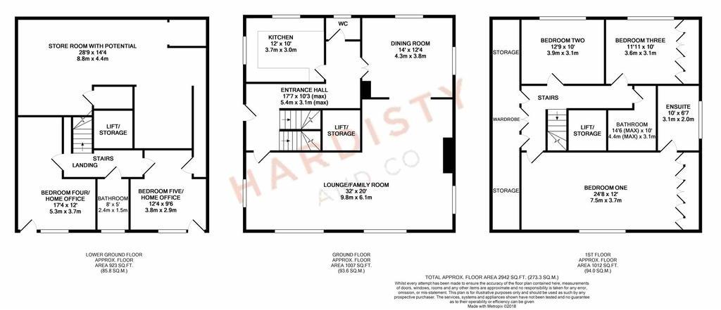 Floorplan 2 of 2: Potential floor plan