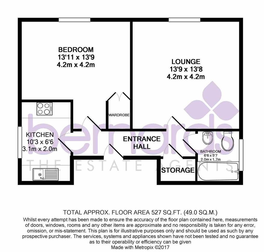 Floorplan 1 of 2: Flat6 South Parade Portsmouth print.JPG