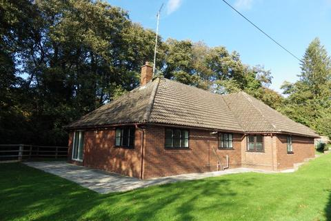 3 bedroom detached bungalow to rent - Orcop, Hereford