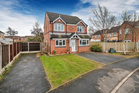 4 bedroom detached house for sale - Lhen Close, Muxton, Telford, Shropshire, TF2 8SE