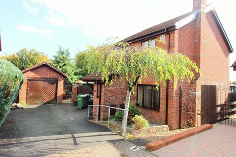 3 bedroom detached house for sale - Thornwood Close, Thornhill