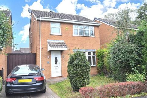 3 bedroom detached house for sale - Enoch Stone Drive,  Chaddesden, DE21