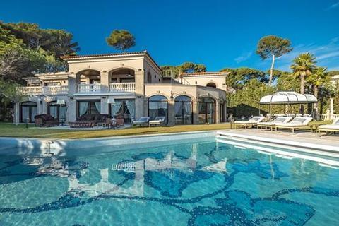 8 bedroom villa  - Boulevard de La Garoupe, Cap D'Antibes