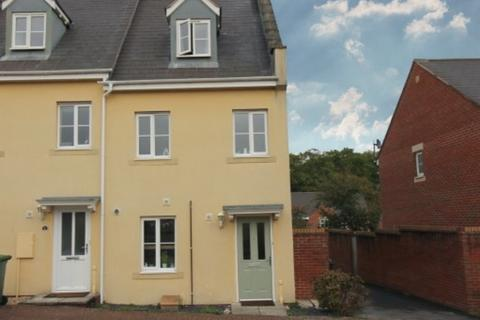 3 bedroom end of terrace house to rent - Norman Mews, Exeter
