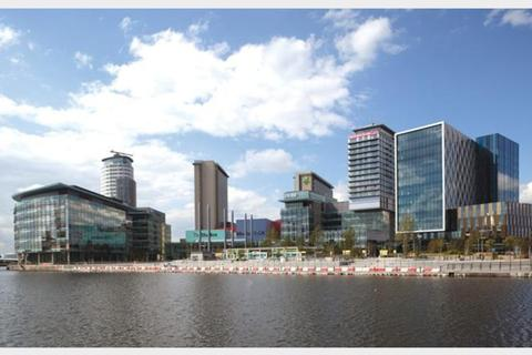 2 bedroom apartment to rent - St. Lawrence Quay, Salford