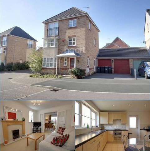 5 bedroom detached house for sale - Pagett Close, Hucknall