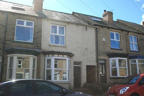 3 bedroom terraced house to rent - Mulehouse Road, Crookes, Sheffield S10