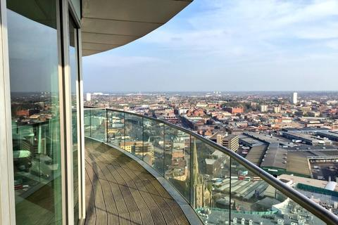 2 bedroom apartment to rent - The Rotunda, Birmingham
