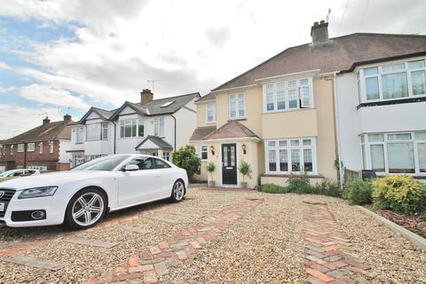 4 bedroom semi-detached house for sale - Hillside Avenue, Gravesend, DA12 5QN