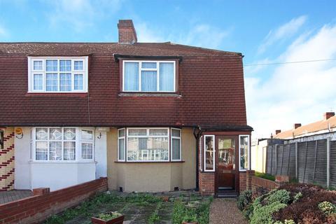 3 bedroom end of terrace house for sale - Ringwood Avenue, Croydon, CR0