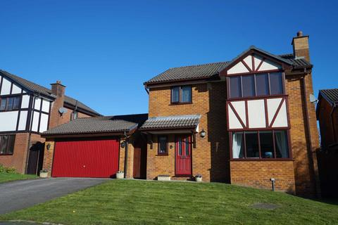 4 bedroom detached house for sale - Templecombe Drive, Sharples
