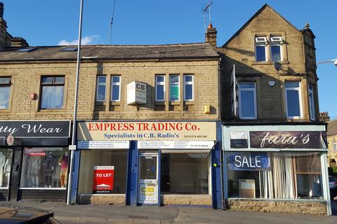 Shop to rent - Thornton Road BD8