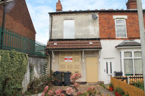 2 bedroom end of terrace house for sale - Kirby Road, Winson Green, Birmingham, B18 4RG