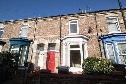 3 bedroom terraced house to rent - Vyner Street, York, YO31 8HR