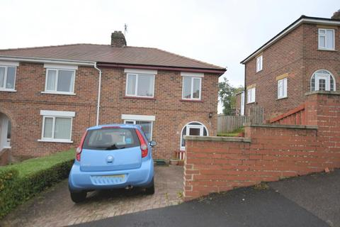 3 bedroom semi-detached house for sale - Ling Hill, Scarborough, North Yorkshire YO12 5HS