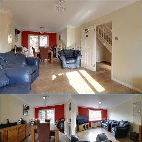 3 bedroom detached house for sale - Cartel Close, Watts Wood, Purfleet RM19 1RZ
