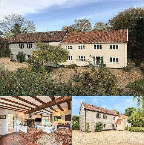 4 bedroom detached house for sale - Horham, Eye, Suffolk, IP21