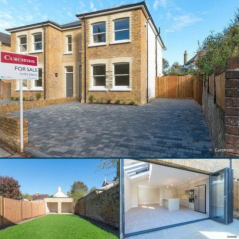 4 bedroom semi-detached house for sale - Shepperton