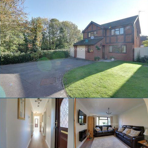 4 bedroom detached house for sale - Broomhurst Way