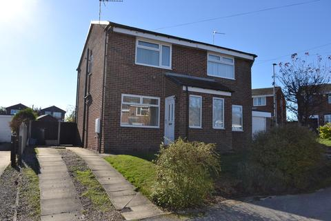 2 bedroom semi-detached house for sale - 5 Forrester Close, Flanderwell, S66 2NL