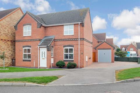 3 bedroom detached house for sale - Cavalry Court, Metheringham, Lincoln