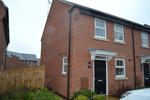 2 bedroom end of terrace house to rent - Montrose Grove, Greylees, Sleaford