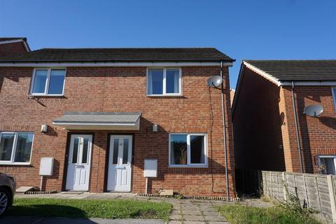 2 bedroom semi-detached house for sale - Blueberry Way, Scarborough, YO12 4AU