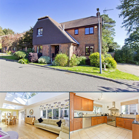 5 bedroom detached house for sale - The Grove, Crowborough