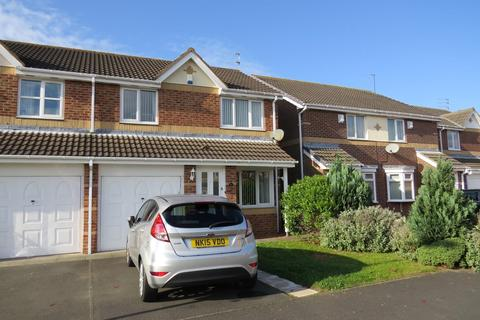 3 bedroom semi-detached house for sale - Larchwood Drive, Fallowfield, Ashington