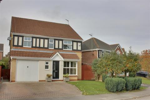 4 bedroom detached house for sale - Tranby Park Meadows, Hessle