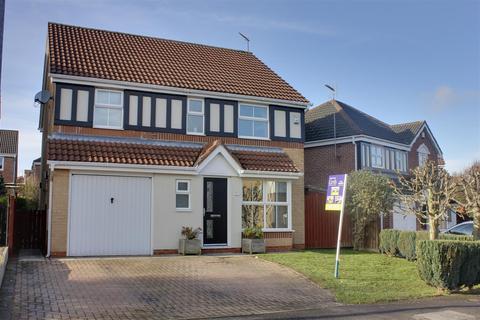 4 bedroom detached house for sale - Tranby Park Meadows, Hessle