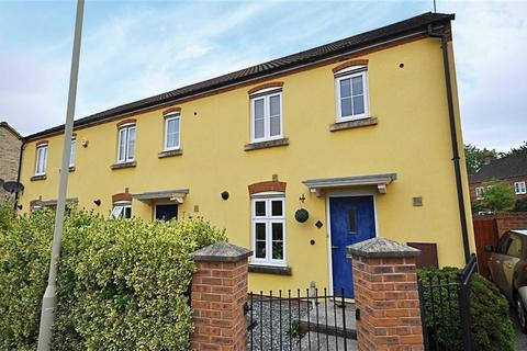 3 bedroom end of terrace house to rent - Kingsway