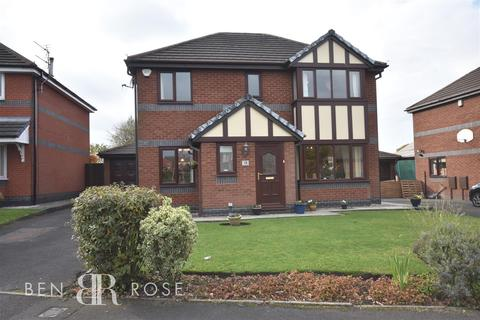 4 bedroom detached house for sale - Kenyon Road, Standish, Wigan
