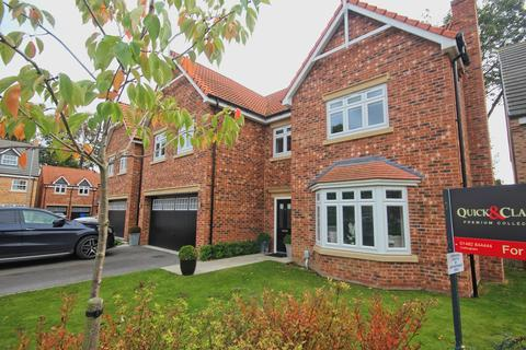 5 bedroom detached house for sale - Cleminson Gardens, Cottingham, HU16