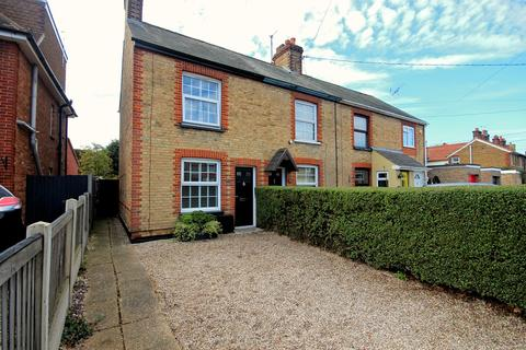 2 bedroom end of terrace house for sale - Cressing Road, Braintree, CM7