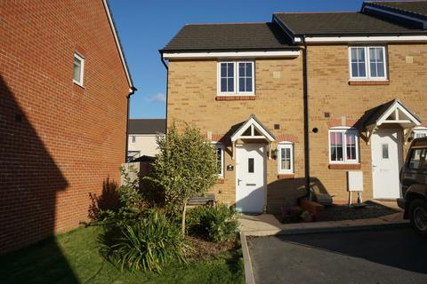2 bedroom end of terrace house for sale - Heol Waungron, Carway