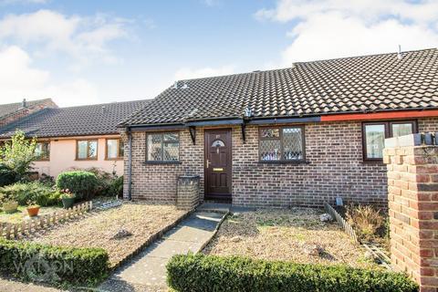 2 bedroom terraced bungalow for sale - Nursery Close, Hellesdon, Norwich