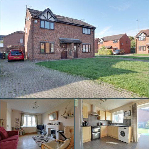 3 bedroom semi-detached house for sale - Greenfields, Winsford