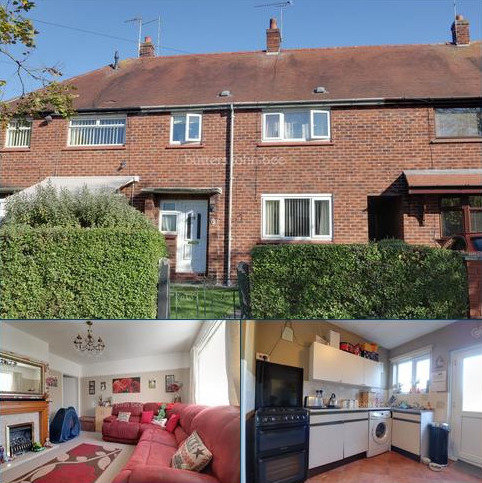 3 bedroom end of terrace house for sale - Handforth Road, Crewe