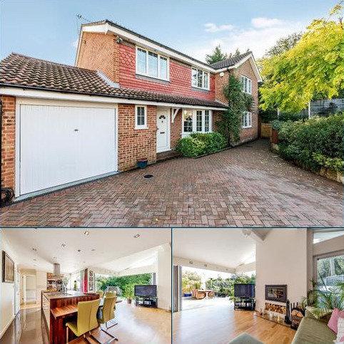 5 bedroom detached house for sale - Stewart Close, Chislehurst