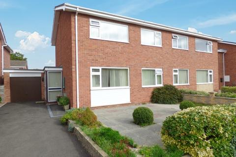 3 bedroom semi-detached house for sale - Mallory Close, Kings Acre, Hereford