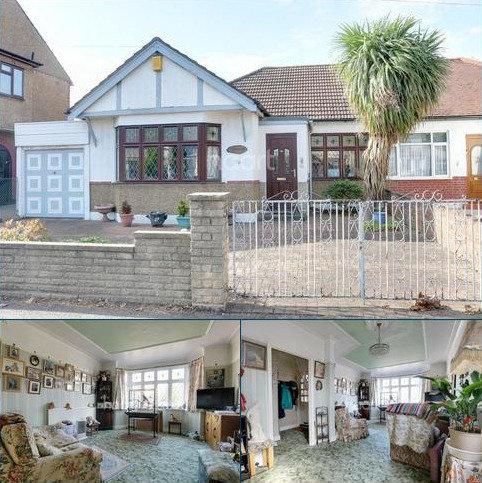 2 bedroom bungalow for sale - Philip Avenue, Rush Green, Romford